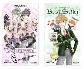 Vitral e Príncipe do Best Seller só em 2011