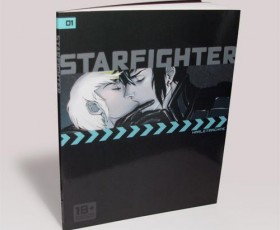 Loja do Blyme: Starfighter volume 01