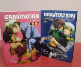 Sorteio no Twitter - Novels de Gravitation pela NewPOP - RESULTADO