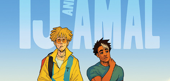 TJ & Amal: confirmada versão impressa.