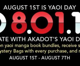 Dia internacional do Yaoi