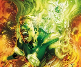 Alan Scott, Lanterna Verde e Gay