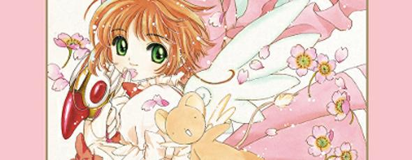 O relançamento de Sakura Card Captor em Junho