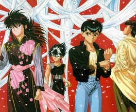 Fujoshi Eye: 20 anos do anime Yu-Yu Hakusho
