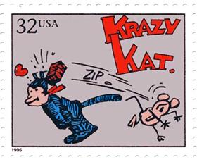 Fujoshi Eye ESPECIAL: Um século de diversidade com...Krazy Kat!