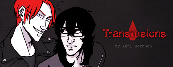 Webcomic: Transfusions