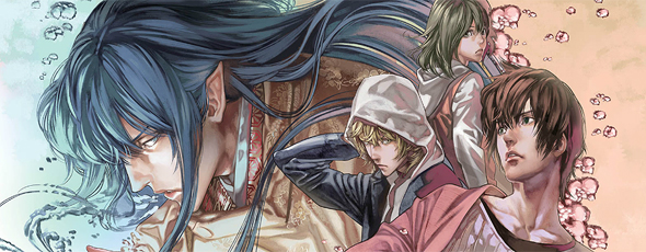 SuBLime traz lançamento simultâneo com o Japão que combina mangá e novel