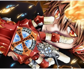 Fujoshi Eye: Katekyo Hitman Reborn - parte 1