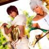 Sharrkan e Masrur de Magi . REIKA http://worldcosplay.net/member/87/