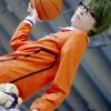 Midorima de Kuroko no Basket. Akatsuki Tsukasa http://worldcosplay.net/member/akatsukitsukasa/