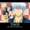 Quem faz um anime yaoi?