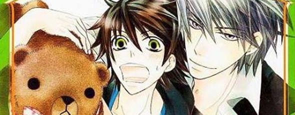 Anunciado novo anime de Junjou Romantica! (Sim, novo NOVO!)