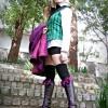 11.Cosplayer: Marina Eis (Facebook: Mari Winchester)Idade: 15 anosPersonagem: Alois TrancySerie: Kuroshitsuji