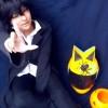 3.Cosplayer: Joyce Michaelis ou MihoIdade: 19 anosPersonagem: Izaya Orihara versão vampiro.Série: Durarara!