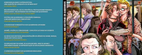 Livro brasileiro discute a sexualidade nos quadrinhos