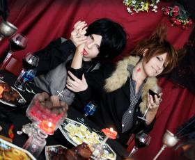 """Entrevista com Zakuro e Haruka, as vice-campeãs do """"Concurso Cosplay"""""""