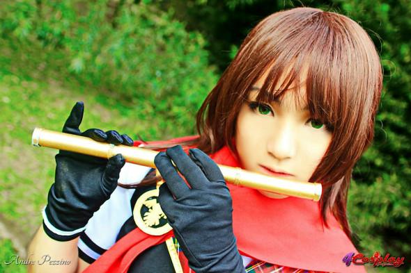 Yukari - Deuce - Final Fantasy Type-0