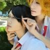 Rihiro de Doukyu-sei Cosplayer: iwken (Rihito)       http://worldcosplay.net/photo/756623/