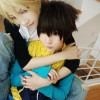 Ren e Haru de Super Lovers    Cosplayer: marimo (Ren)  http://worldcosplay.net/photo/1094154/