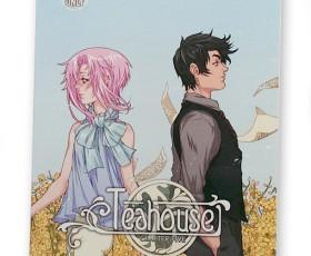 Volume 5 de Teahouse (versão impressa + especial)