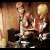 Jean (Reika) e Armin - Shingeki no Kyojin