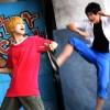 Kise (Reika) e Kasamatsu - Kuroko no Basket