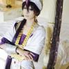 Akatsuki Tsukasa - Sinbad - Magi