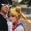 FOTO POR BARBARA NAOMI, Cosplayer: Myo Tsubasa e Nate