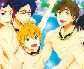 Free! Eternal Summer e mais High Speed!