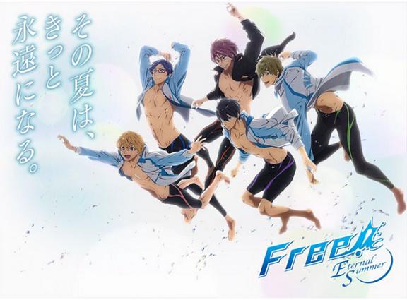 free! eternal summer Ranking VSA Animeanime