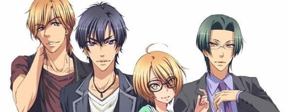 Data de lançamento e outras notícias sobre o anime LOVE STAGE!!