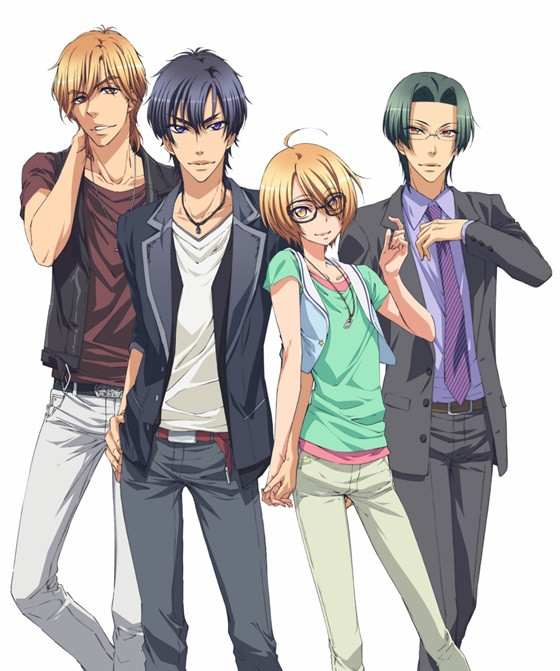 love stage key