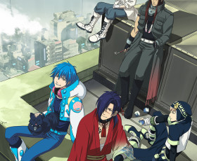 Novo trailer (PV) do anime DRAMAtical Murder