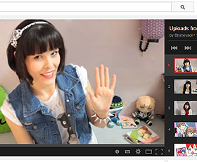 Canal da Fujoshi: o Blyme no Youtube!