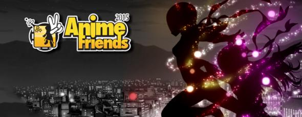 Programação Anime Friends 2015 para fãs de yaoi!