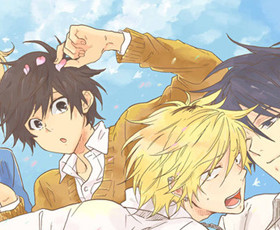 Anime confirmado para TV  - Hitorijime my Hero