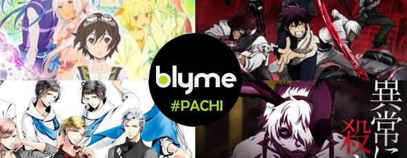Apostas Fujoshi - Outubro 2017: Pachi